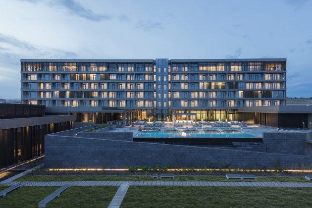 Kintele Congress Centre Brazzaville, The Congo Republic, Avci Architects