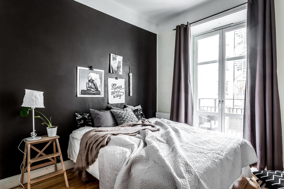 16 fascinating scandinavian bedroom designs to inspire you - Beautiful modern scandinavian bedroom designs ...