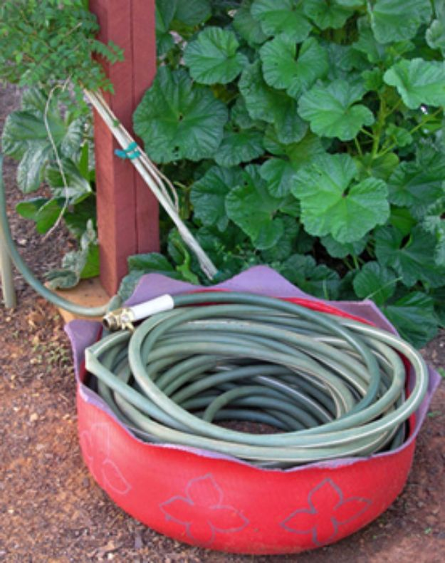 17 Cool DIY Projects That Turn Old Tires Into Awesome Stuff For Your Patio