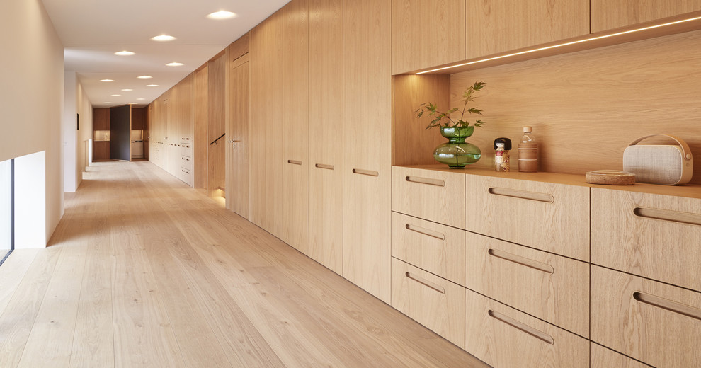 17 Fantastic Scandinavian Hall Designs That Distribute Elegance Around The Home