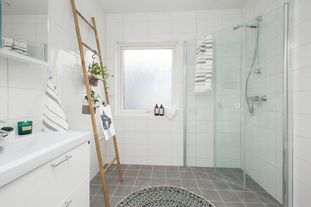 9 Stunning Scandinavian Bathroom Designs You