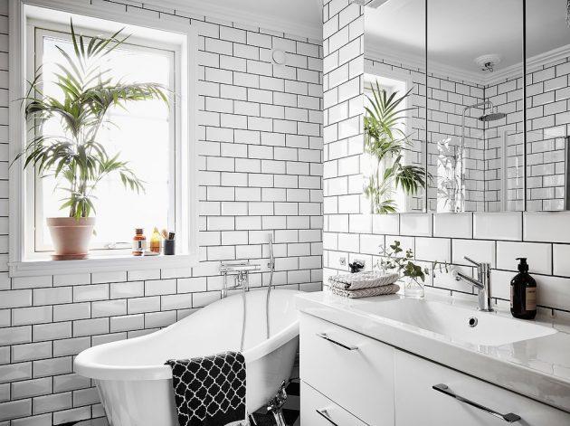 17 Stunning Scandinavian Bathroom Designs You're Going To Love