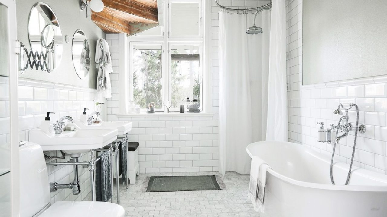 17 Stunning Scandinavian Bathroom Designs You\u0027re Going To Love