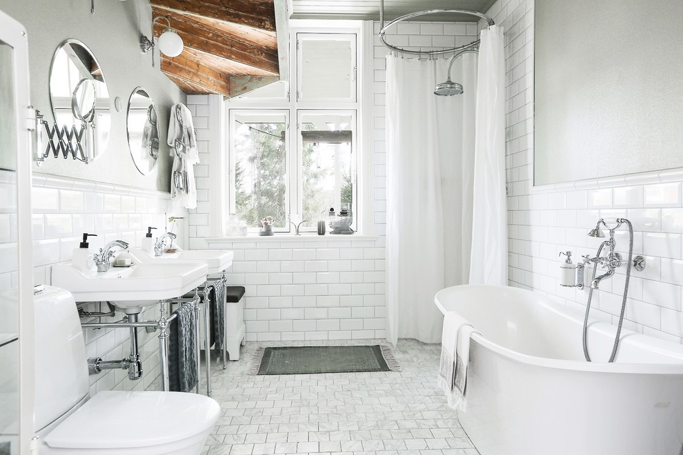 17 Stunning Scandinavian Bathroom Designs You 39 Re Going To Love