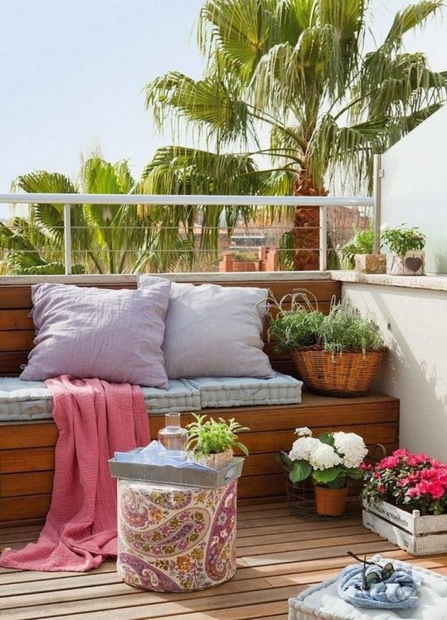 19 Cheerful Summer Terrace Designs That Everyone Should See