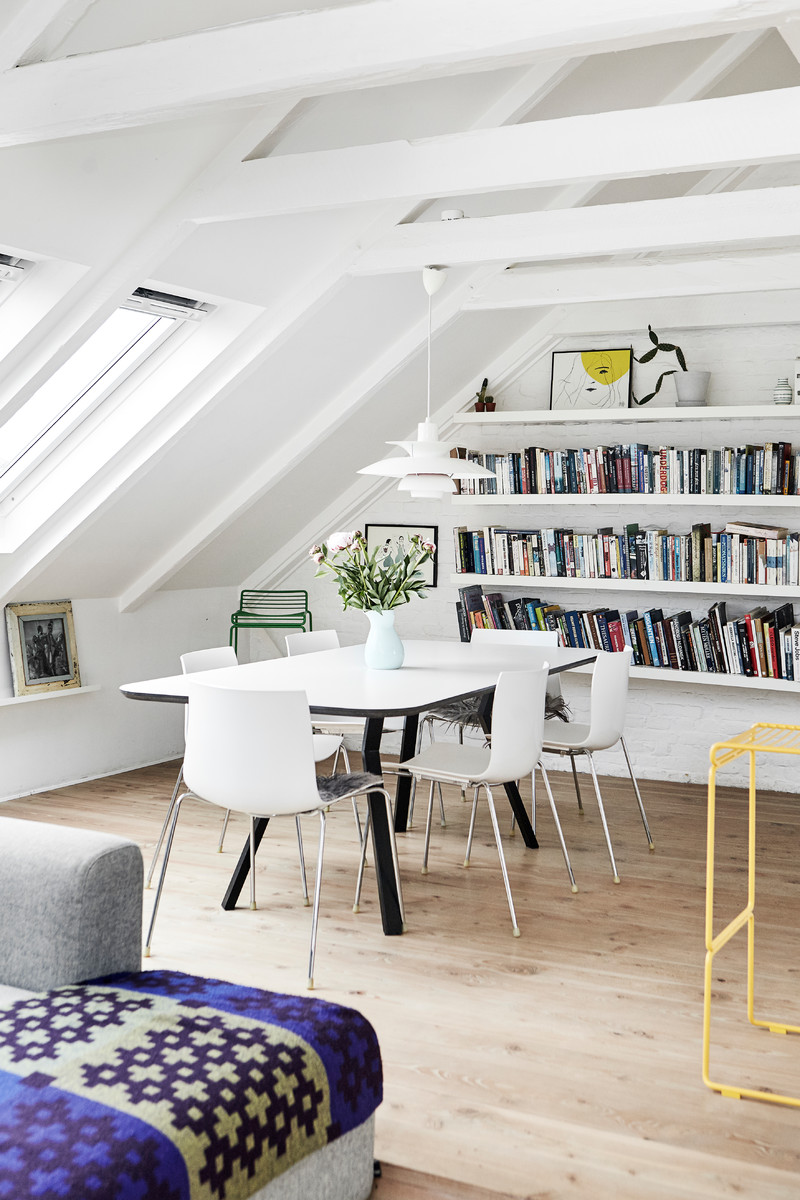 18 Elegant Scandinavian Dining Room Designs That Will ...