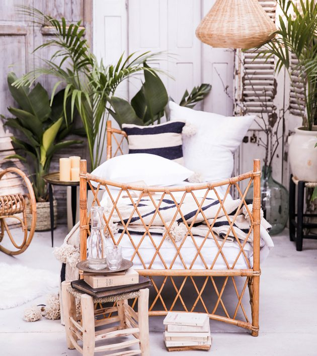 15 Fascinating Rattan Bed Designs To Add Exotic Charm In Your Home