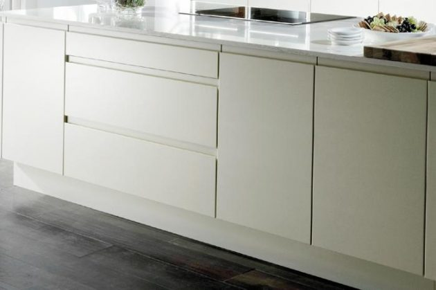 & Handleless Kitchen Cabinets To Enhance The Look Of Your Dream Kitchen
