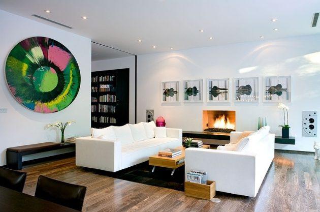 24th Street Residence by Steven Kent Architect in Santa Monica, California