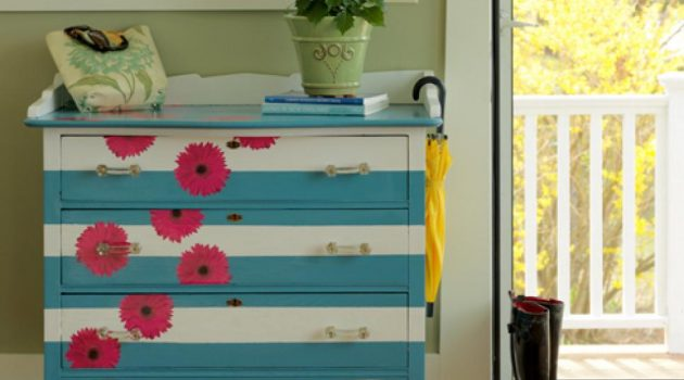 15 Outstanding Ideas To Refresh The Home With Re-Painted Furniture