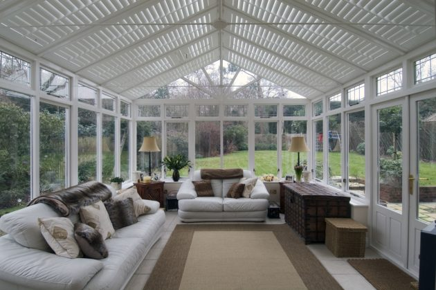 7 Trendy Window Treatments That Also Conserve Energy
