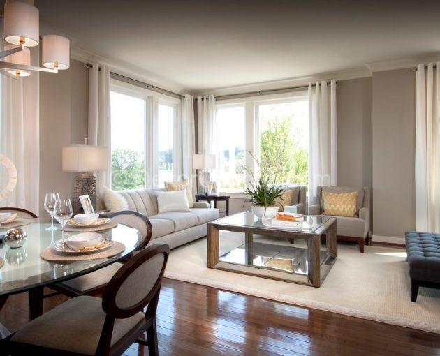 Monochromatic Interior Design  Beautiful & Pleasant Solution For Modern Homes