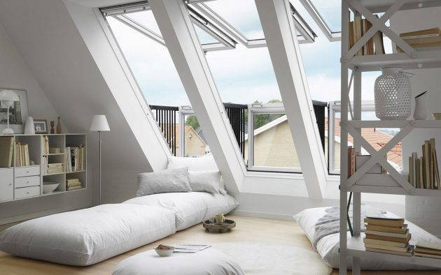 How To Give A Life To Your Unused Attic?