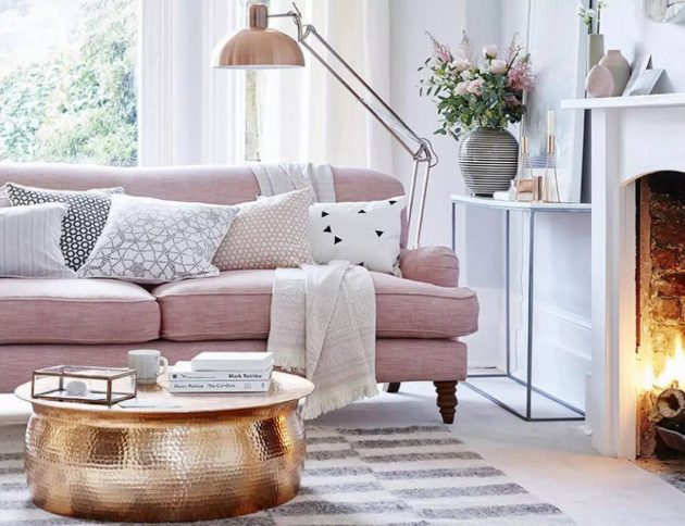 Decorating The Home With Pink 10 Impressive Proposals To Inspire You