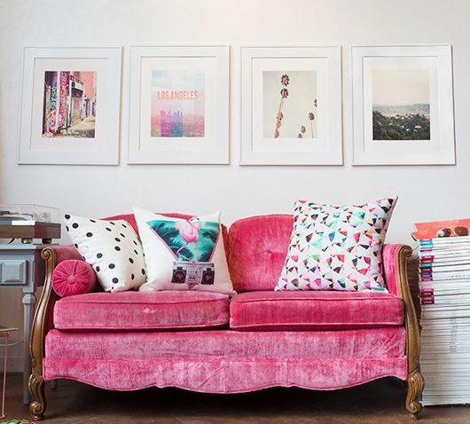 Decorating The Home With Pink- 10 Impressive Proposals To Inspire You