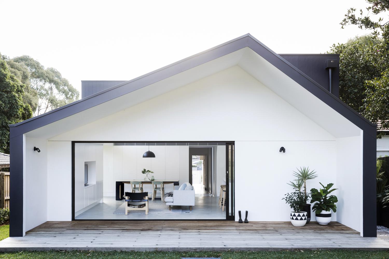 Allen key house by architect prineas in sydney australia for Allen house