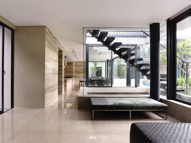 Andrew Road House by A D Lab in Singapore