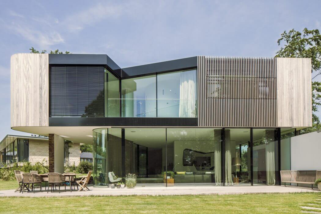Cloud 9 villa by 123dv in the netherlands for Cloud 9 architecture