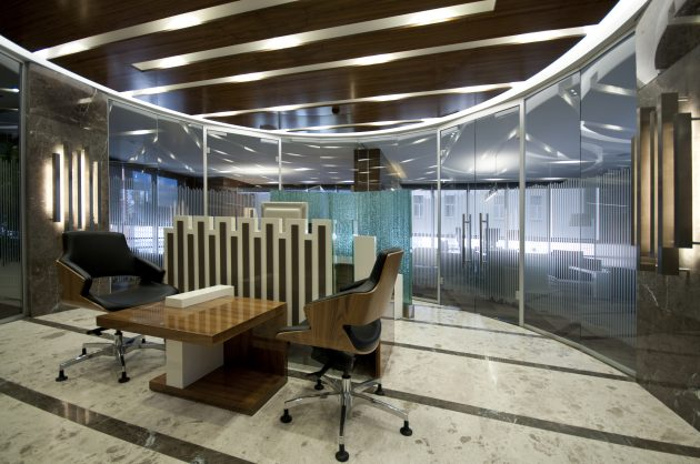 Role Technique Office by EDDA Architecture in Istanbul