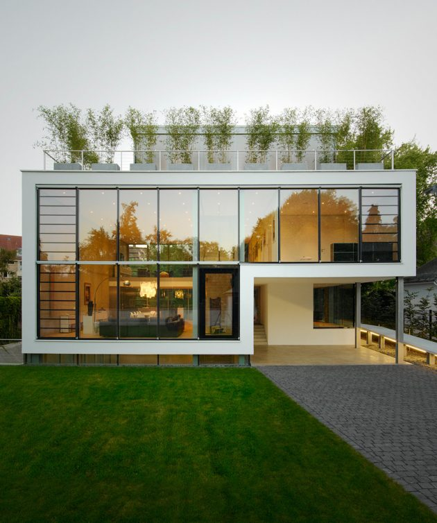 House R by Christ.Christ. Associated Architects in Karlsruhe, Germany