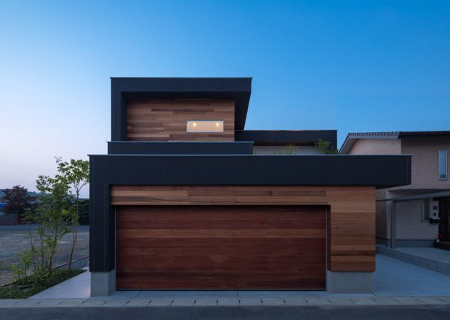 M4 House by Architect Show in Nagasaki, Japan