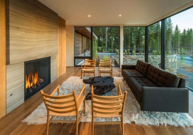 Martis Camp 506 by Blaze Makoid Architecture in California, USA