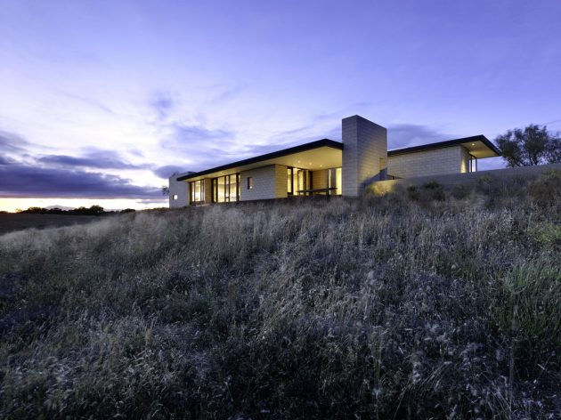 Paso Robles Residence by Aidlin Darling Design in California's Central Coast