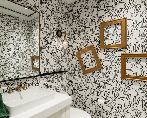 8 Petite Powder Rooms That Pack a Punch
