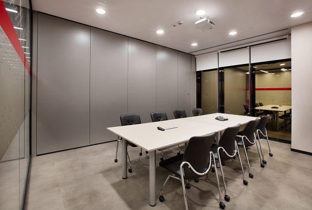 Sociable And Dynamic Office Design By Boytorun Architects