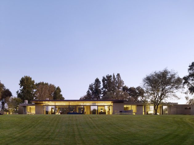 San Joaquin Valley Residence by Aidlin Darling Design in Big Valley, California