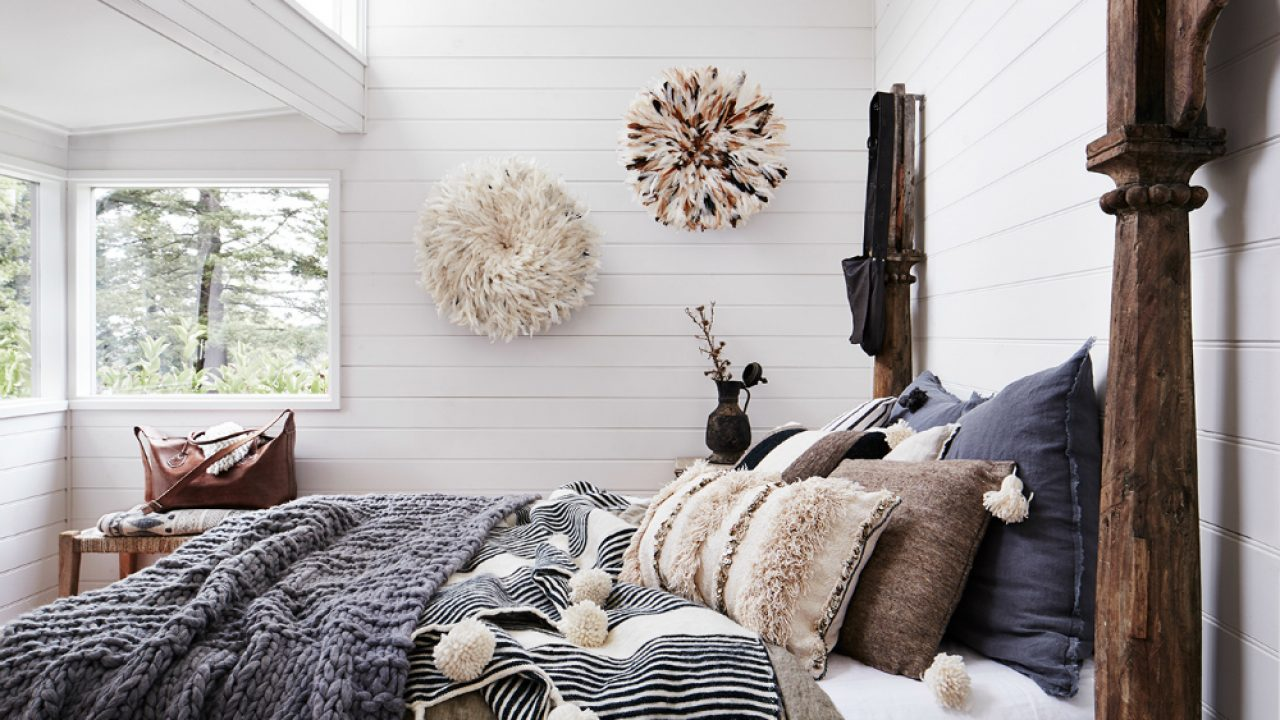 Winter Bedroom Style: Key Decorating Tips with Isselle and ...