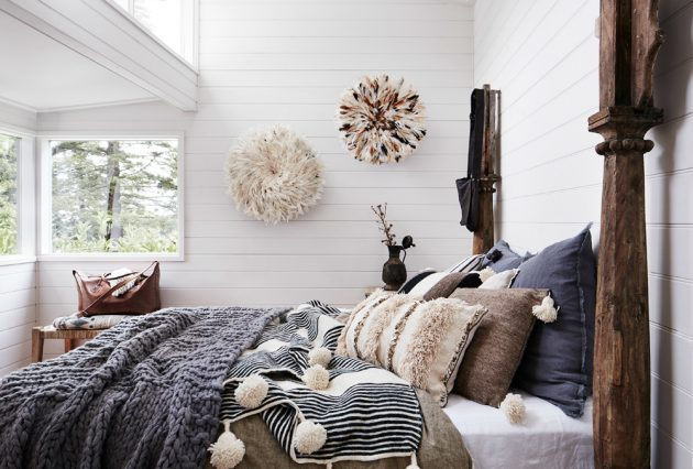 Winter Bedroom Style: Key Decorating Tips with Isselle and Fine Linens
