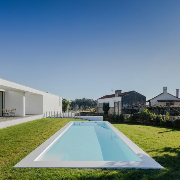 Touguinhó III House by Raulino Silva in Touguinhó, Portugal