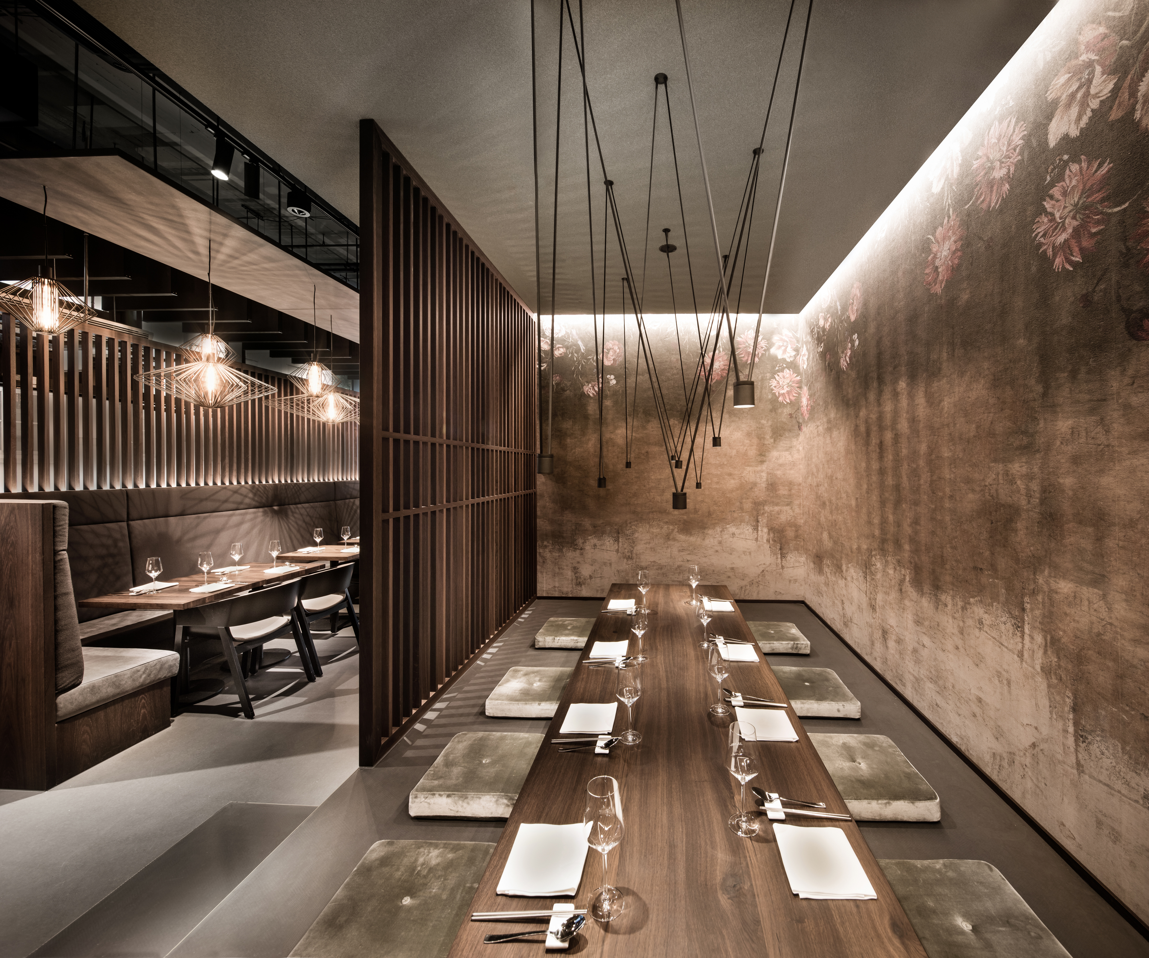 Enso Sushi Amp Grill A Blend Of Elegance And Harmony In A