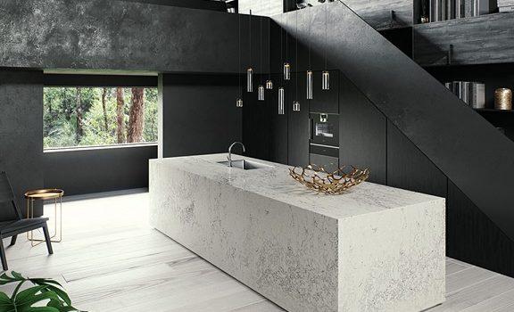 Image credit: caeserstone UK, quality quartz surfaces