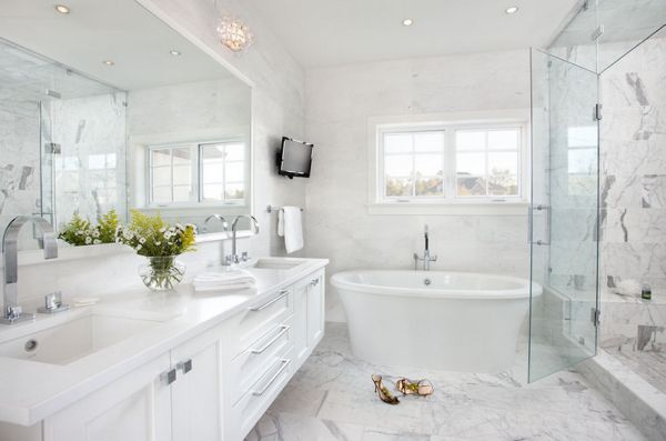 5 Super Easy Tricks How To Visually Increase Your Small Bathroom