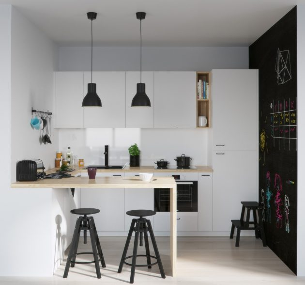 17 Super Functional Ideas For Decorating Small Kitchen