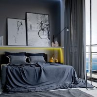 16 Dramatic Masculine Bedrooms To Draw Inspiration From