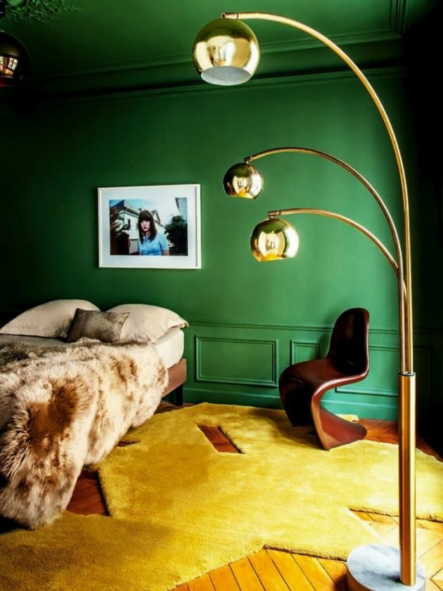 19 Magnificent Floor Lamp Designs To Light Up Your Bedroom Properly
