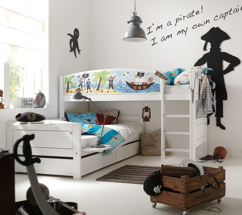 16 little more different kids room designs that are worth se