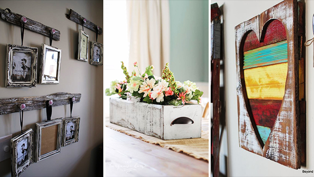 15 Chic DIY Country Decor Projects You Will Want In Your ...