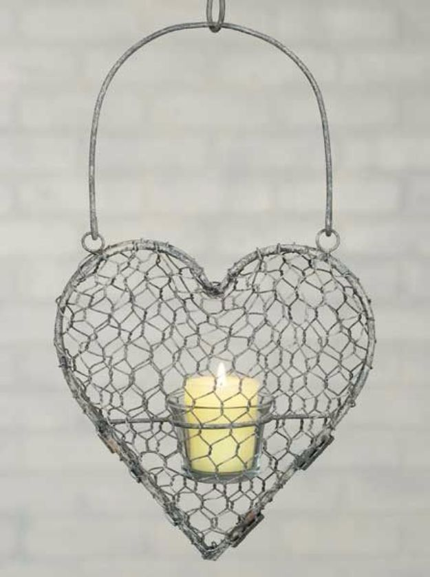 Clever Diy Chicken Wire Rustic Decor Ideas For Your Home