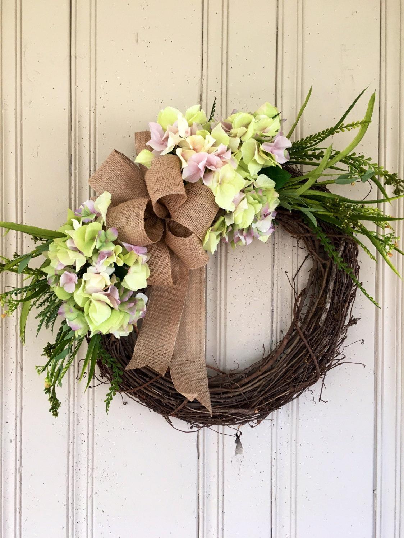 4th Of July Wreath Burlap