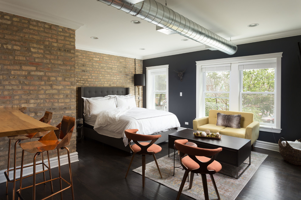 15 Compelling Industrial Bedroom Interior Designs That ...