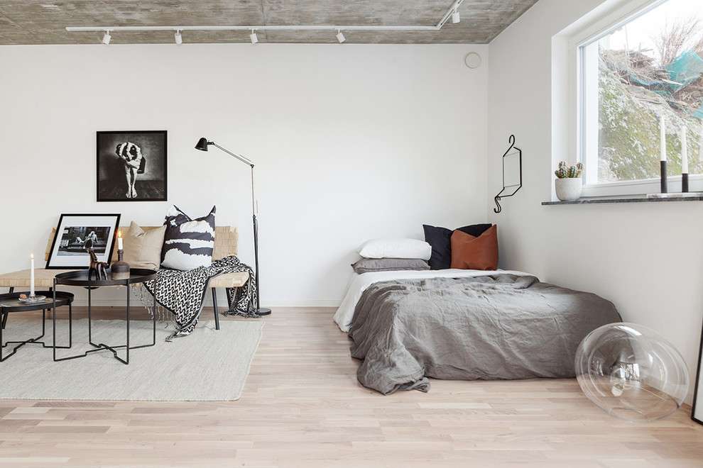 15 Compelling Industrial Bedroom Interior Designs That Will Make You Want Them
