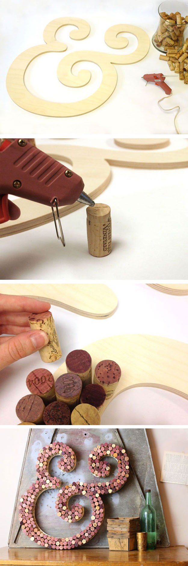 15 Cool DIY Wine Cork Ideas You'll Want To Craft Right Away