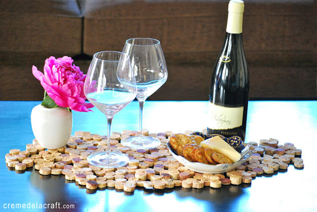 15 Cool DIY Wine Cork Ideas Youll Want To Craft Right Away