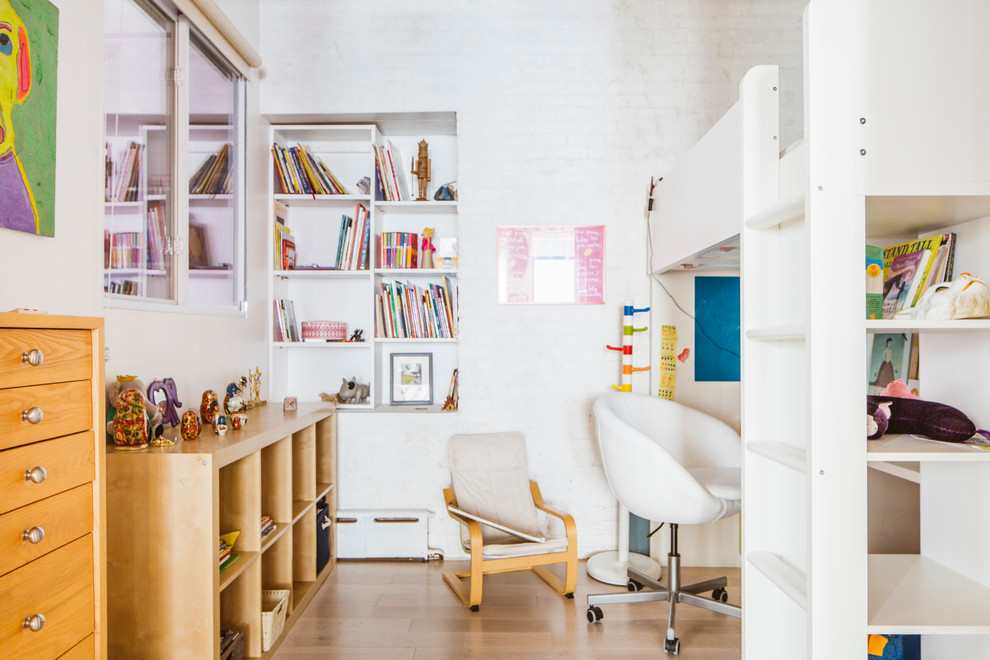 15 Delightful Industrial Kids Room Designs You Need To See