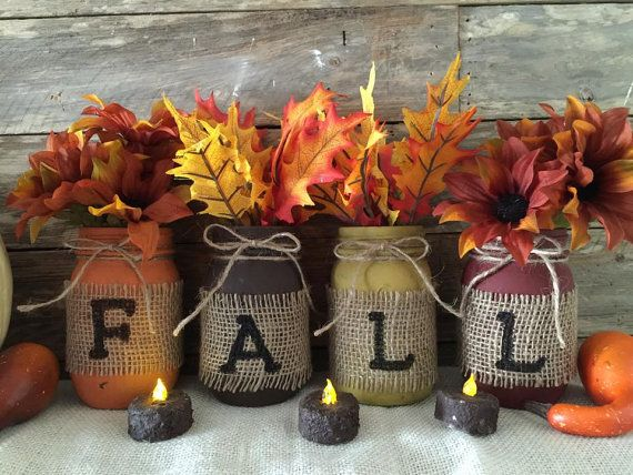 18 flawless fall decorations to prepare the home for the next season - Images Of Fall Decorations