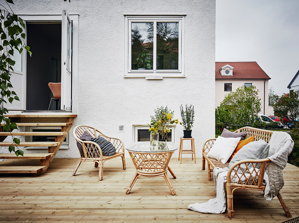 16 Imposing Scandinavian Patio Designs You'll Fall In Love With